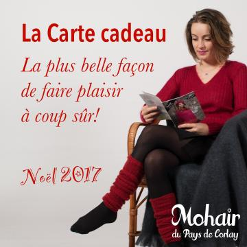 carte cadeau - Mohair du pays de Corlay
