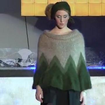 Défilé de mode au calif