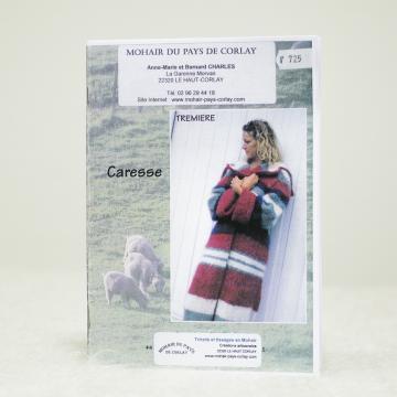 """Catalogue tricot """"Les Fleurs"""""""
