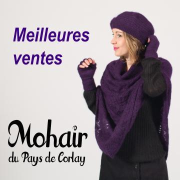 Nos meilleures ventes Mohair du Pays de Corlay