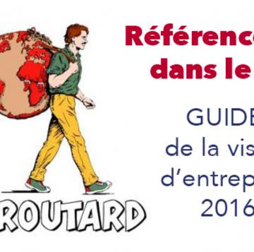 Le guide du Routard nous référence en 2016