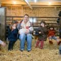 Visitez notre ferme avec des groupes d'enfants