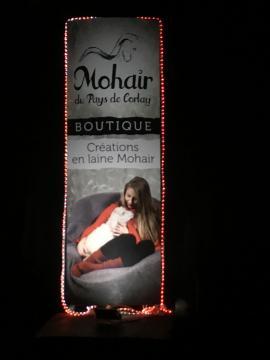 Nouvelle signalétique Mohair du Pays de Corlay
