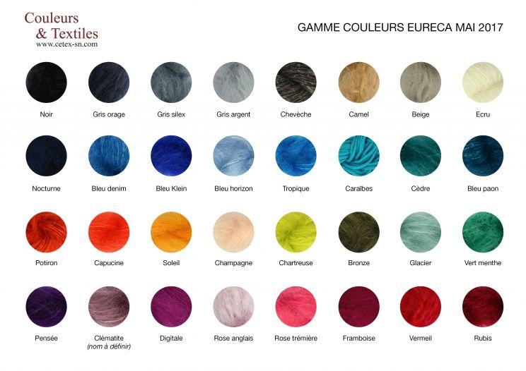 Nouveaux Coloris Collection Mohair Du Pays De Corlay Automne-Hiver