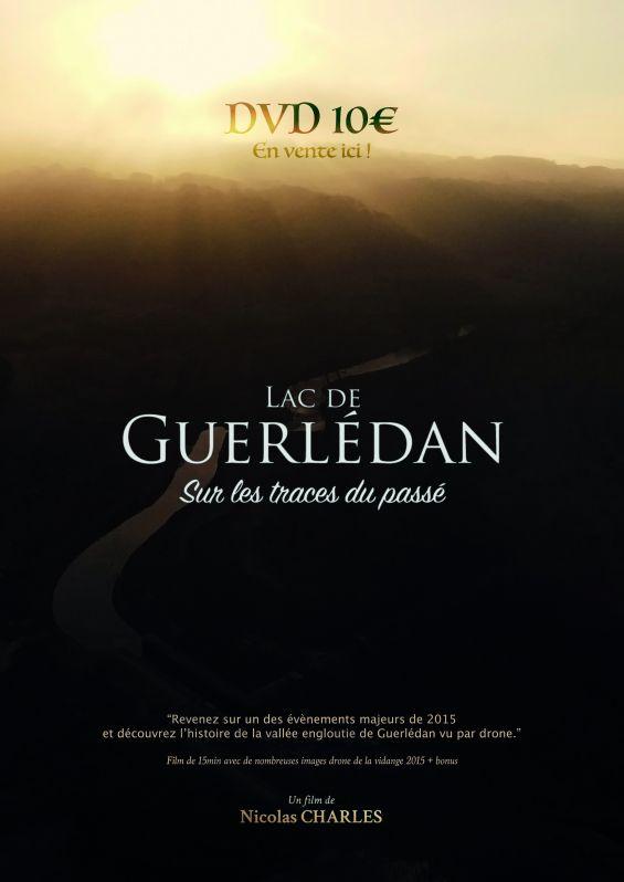 """Lac de Guerlédan """"Sur les traces du passé"""""""